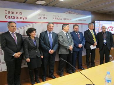 Quatre noves entitats s'adhereixen a la Càtedra d'Habitatge de la URV