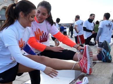 El dia 1 de febrer s'obre l'inscripció per a la II Cursa Solidària