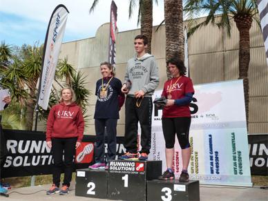Medalles d'or en Kàrate, segon lloc en Mitja Marató i tercer lloc en 10 KM, als Campionats de Catalunya Universitaris 2015