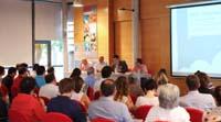 Investigadores del IRTA, de la URV y de centros de investigación comparten conocimiento