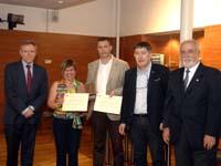 """El proyecto """"Emprender"""" de la URV, Premio Vicens Vives a la calidad docente universitaria 2014"""