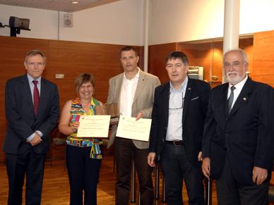 El projecte Emprendre de la URV, Premi Vicens Vives a la qualitat docent universitària 2014